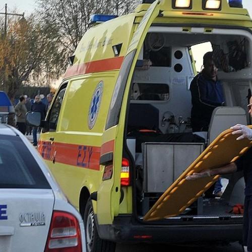 Θανατηφόρο Τροχαίο Ατύχημα  στην Ημαθία, στον  κόμβο Νησελίου της Εγνατίας οδού