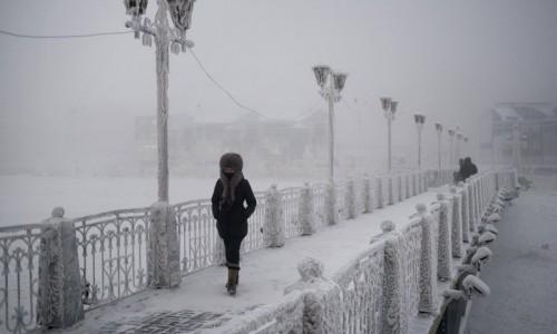 Η ζωή στο Oymyakon στη Ρωσία, στους μείον 50 βαθμούς Κελσίου, στο πιο παγωμένο χωριό του πλανήτη - Photo