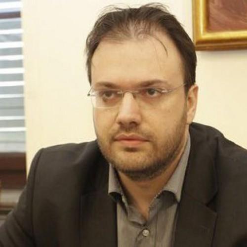 Ο Ημαθιώτης πρόεδρος της ΔΗΜΑΡ Θ. Θεοχαρόπουλος στην ΕΡΤ3 - Video