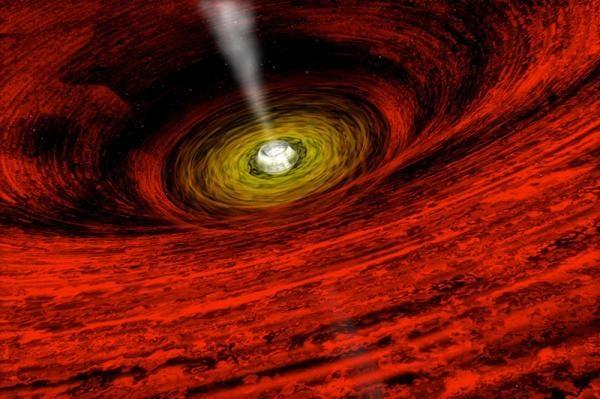 ΜΤ blackhole