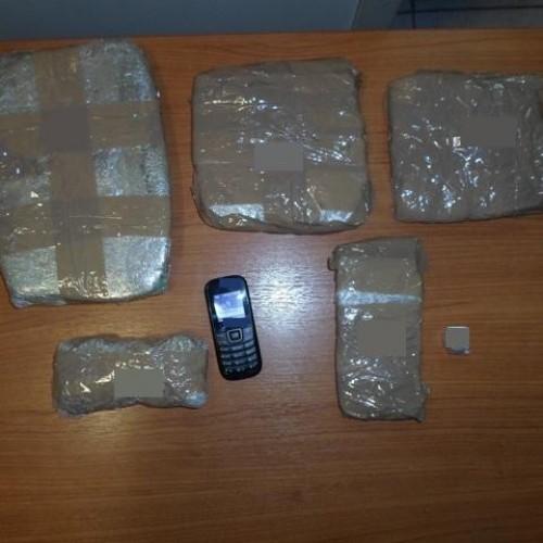 Συνελήφθη με μεγάλη ποσότητα ηρωίνης