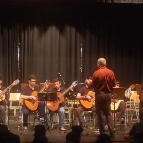 Παρέμβαση της Φρόσως Καρασαρλίδου για το Μουσικό Σχολείο Βέροιας