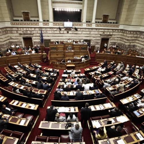 Φρόσω Καρασαρλίδου: Τομή για το ελληνικό κράτος το νομοσχέδιο για την Διαφάνεια και την Αξιοκρατία στη Δημόσια Διοίκηση