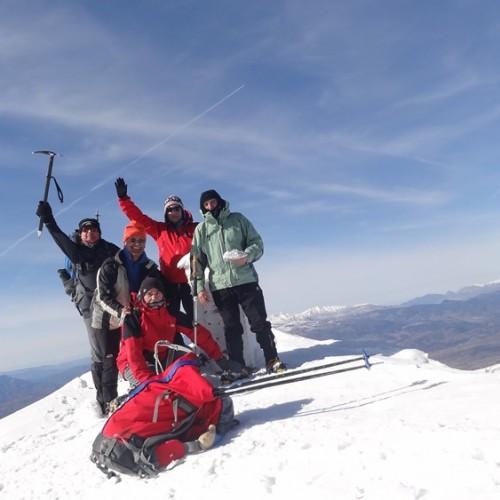 """""""Η ορειβατική ομάδα Βέροιας """"Τοτός"""" στην Κορυφή του Γράμμου – Εντυπωσιακές οι εικόνες"""" του Αλέξανδρου Γραμματικόπουλου"""