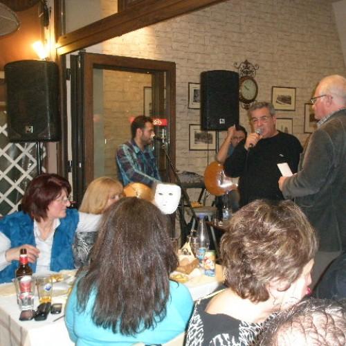 Κέφι, χορός και τραγούδι στη Βραδιά Ψυχικής Υγείας του ΣΟΦΨΥ Ημαθίας