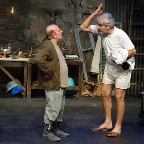 """""""Ωχ, τα νεφρά μου"""" του Μπάμπη Τσικληρόπουλου από το ΚΘΒΕ στη Βέροια – Δυνατό έργο, εξαιρετική παράσταση"""