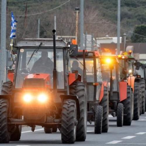Πρωτοβουλία Αγροτών: Δυναμικά στην αυριανή Πανελλαδική Απεργία