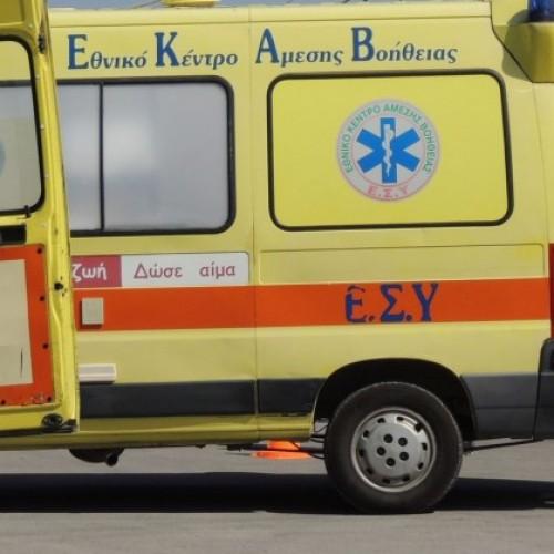 Τραγικό θανατηφόρο τροχαίο ατύχημα με δύο νεκρούς και δυο βαριά τραυματίες στην Επαρχιακή Οδό Κατερίνης – Δίου Πιερίας