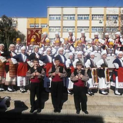 Το Λύκειο Ελληνίδων Βέροιας στο 21ο φεστιβάλ παραδοσιακών χορών, στον Εύοσμο