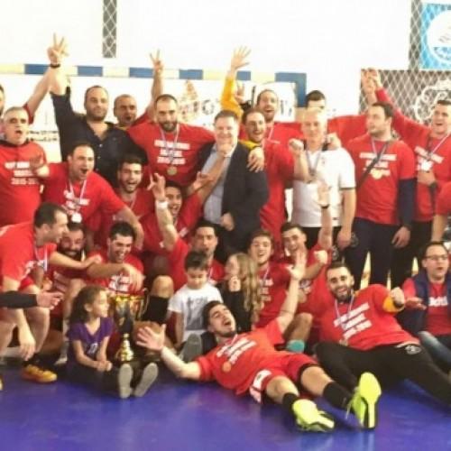 Τον Κυπελλούχο Ελλάδας  Ανδρών στο χάντμπολ, Φίλιππο Βέροιας, θα υποδεχθεί ο Δήμαρχος Κώστας Βοργιαζίδης
