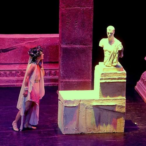 """Η διαχρονική λυρική τραγωδία """"Νόρμα"""" του Μπελλίνι στο Χώρο Τεχνών  Βέροιας"""