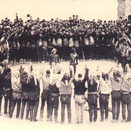 Εύξεινος Λέσχη Βέροιας: Σεμινάριο χορών του Δυτικού Πόντου και της Καππαδοκίας