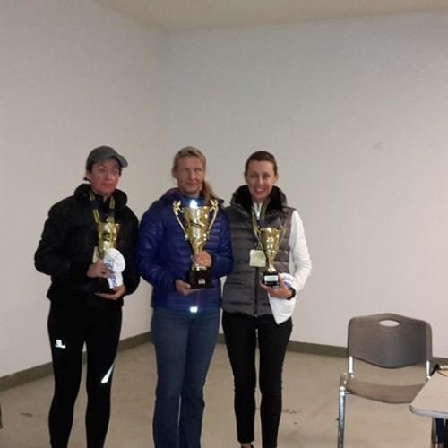 Σύλλογος Δρομέων Βέροιας: Μεγάλος άθλος της Αθανασίας Γκοντούρα. 3η  στον 11o Athens international ultra Marathon 24 hours