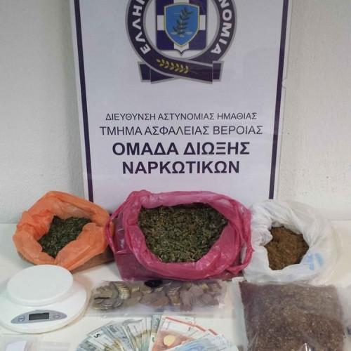 Συνελήφθη για διακίνηση κάνναβης και λαθραίου καπνού