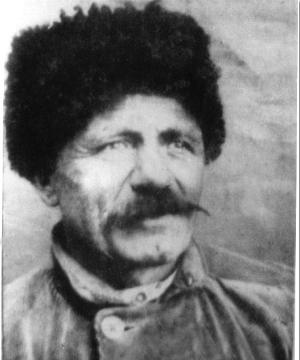 Ο πατέρας του Β.Κ. Τριανταφύλλωφ, Κυριάκος