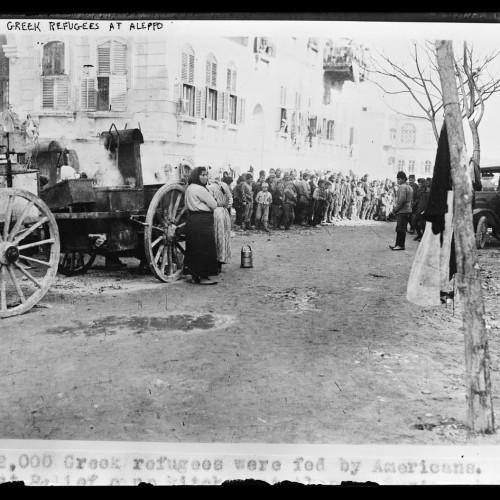 Το μεγάλο κύμα των Ελλήνων προσφύγων από τον 19ο έως τον 20ο αιώνα –  Έλληνες πρόσφυγες στο Χαλέπι της Συρίας