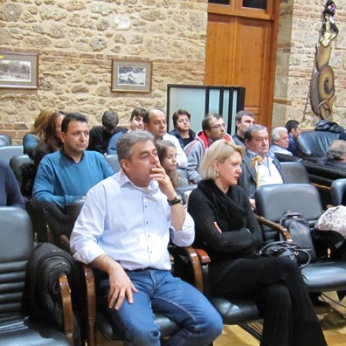 Το σημαντικό θέμα της στέγασης του Μουσικού Σχολείου Βέροιας κυρίαρχο στο χθεσινό Δημοτικό Συμβούλιο