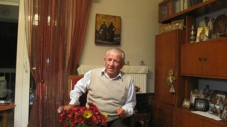 Ο ανιψιός του Τριανταφύλλωφ, Ηλίας Τριανταφυλλίδης, στη Βέροια