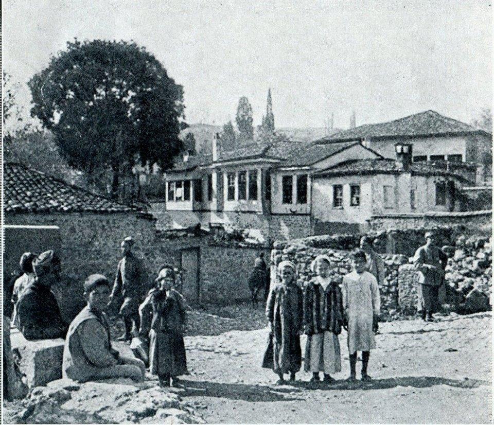 Βέροια - 1916 ( Προσωπικό αρχείο Ζυγουλιάνου)