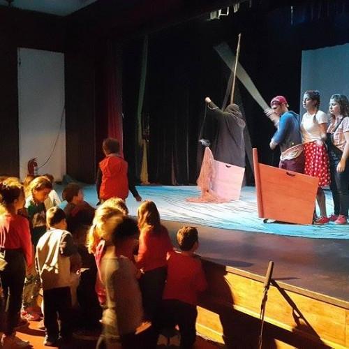 """Ν. Μαυροκεφαλίδης: """"Κανείς δεν φεύγει χωρίς τα δώρα του θεάτρου"""""""