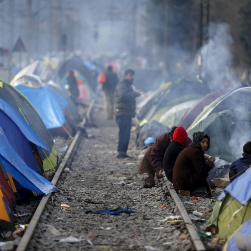 """""""Η Ευρώπη της απρόσκοπτης διακίνησης κεφαλαίων όχι όμως και προσφύγων"""" του Σίμου Ανδρονίδη"""