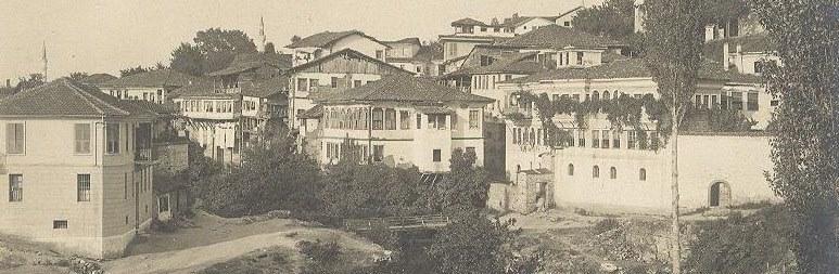Εβραίικη συνοικία της Μπαρμούτας στη Βέροια - 1900