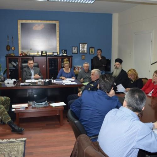 Σύσκεψη   φορέων της Ημαθίας στην Αντιπεριφέρεια για  τους   πρόσφυγες