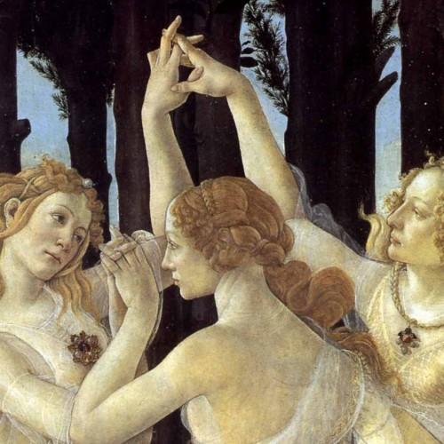 """Ο Σάντρο Μποτιτσέλι και η """"Αλληγορία της άνοιξης"""""""