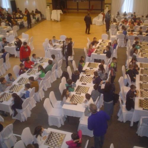 Η Εύξεινος Λέσχη Νάουσας στο 10ο Ατομικό Πρωτάθλημα Σκακιού
