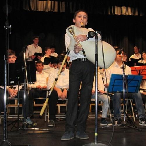 Με παραδοσιακά τραγούδια υποδέχτηκε την Άνοιξη το Μουσικό Σχολείο Βέροιας