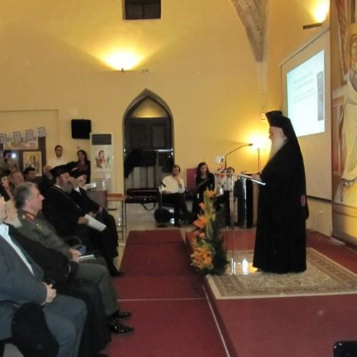 """Τον """"Διπλό Ευαγγελισμό""""  της 25ης Μαρτίου γιόρτασε η Ιερά Μητρόπολις  στη Βέροια"""