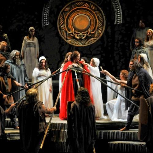 """Μικρή ιστορία της Όπερας - Η """"Νόρμα""""  του Μπελλίνι στο Χώρο Τεχνών Βέροιας"""