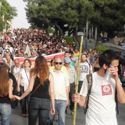 """""""Το Κίνημα Ειρήνης χαμένο στα Hotspots"""" της  Μαριάνθης Τουτουντζίδου"""