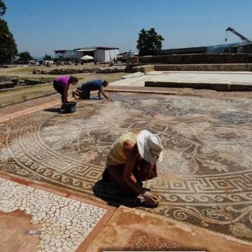 ΣΥΡΙΖΑ Ν. Ημαθίας: Στηρίζουμε το αρχαιολογικό έργο του Νομού μας