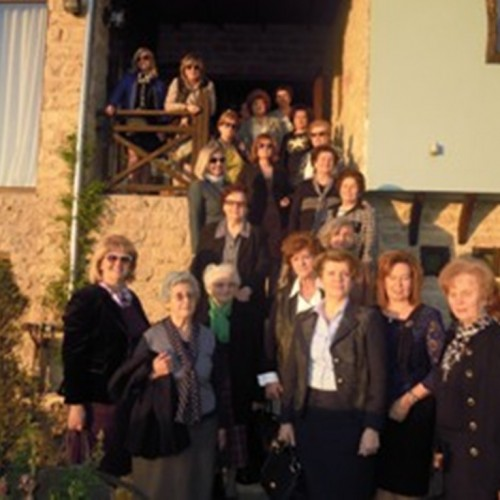 Η εκδρομή του Πολιτιστικού Ομίλου Ξηρολιβάδου στην Ι. Μονή    Αγίου Αθανασίου Σφηνίτσης Αγκαθιάς