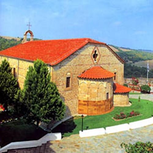 Εκδρομή του Πολιτιστικού Ομίλου Ξηρολιβάδου στην Ι. Μονή Αγίου Αθανασίου Σφηνίτσης Αγκαθιάς