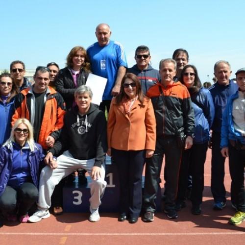 Οι αγώνες στίβου Α' φάσης  και οι αθλοπαιδειές Γυμνασίων της Ημαθίας – Όλα τα αποτελέσματα