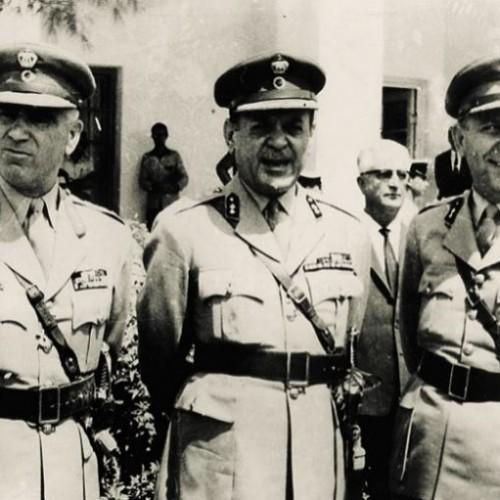 Μαύρη επέτειος σήμερα -  Το Πραξικόπημα της 21ης Απριλίου 1967