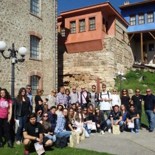 Μαθητές και καθηγητές στο πλαίσιο του   προγράμματος Erasmus φιλοξένησε το 3ο ΓΕΛ Βέροιας