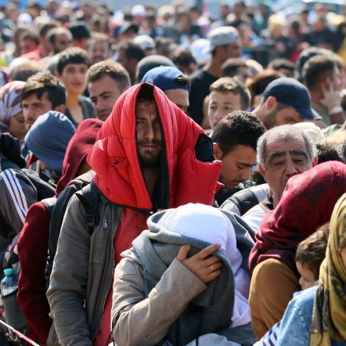 Ανακοίνωση της Κ.Ο  Ημαθίας του Μ-Λ ΚΚΕ  για το Προσφυγικό