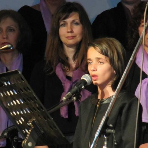 Ένα μικρό μουσικό αστέρι γεννιέται στην Πιερία