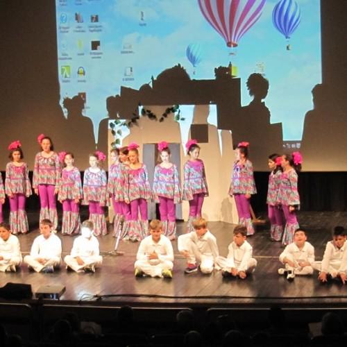 Βούλιαξε ο Χώρος Τεχνών από μαθητές και γονείς στο χθεσινό Spring Festival των Καθηγητών Αγγλικής της Ημαθίας