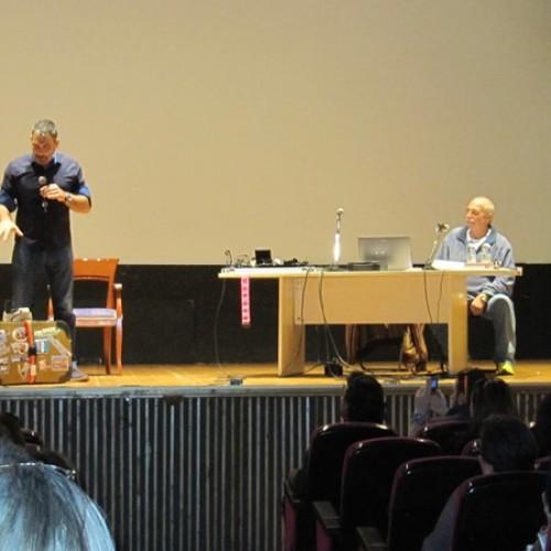 Ο Σερβετάς και η βαλίτσα του στη Βέροια
