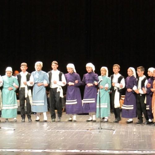 Με επιτυχία ξεκίνησε το 3ο Παιδικό Φεστιβάλ Παραδοσιακών Χορών του Λυκείου Ελληνίδων Βέροιας