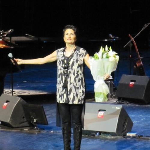 Η Άλκηστη Πρωτοψάλτη στη Βέροια -  Μια εκρηκτική μουσική παράσταση γεμάτη ηχοχρώματα