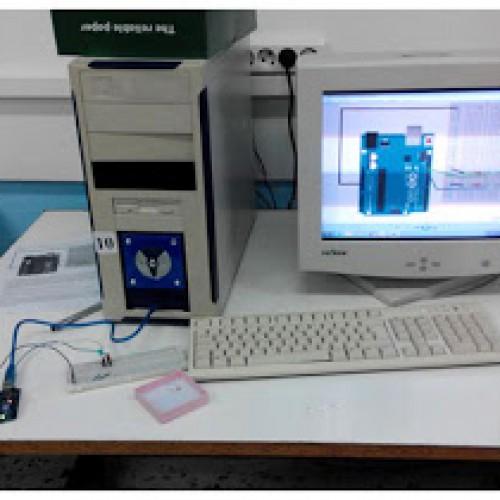 Δραστηριότητες εκπαιδευτικής ρομποτικής του Τομέα Πληροφορικής του ΕΠΑΛ & Ε.Κ. Αλεξάνδρειας