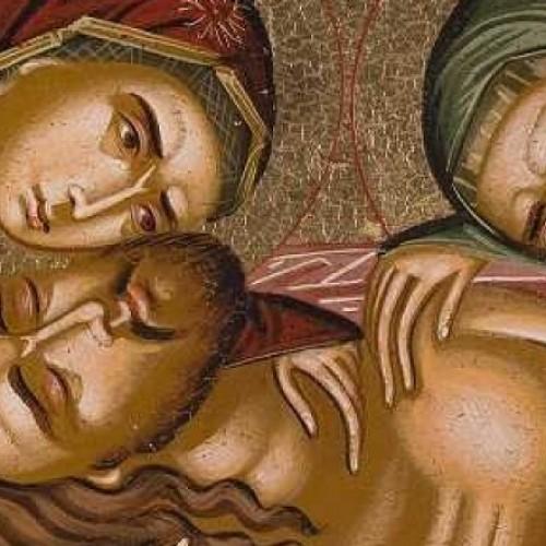 """Άγγελος  Σικελιανός. Ανθρώπινο και Θείο  Δράμα - """"Στ' Όσιου Λουκά το μοναστήρι"""""""