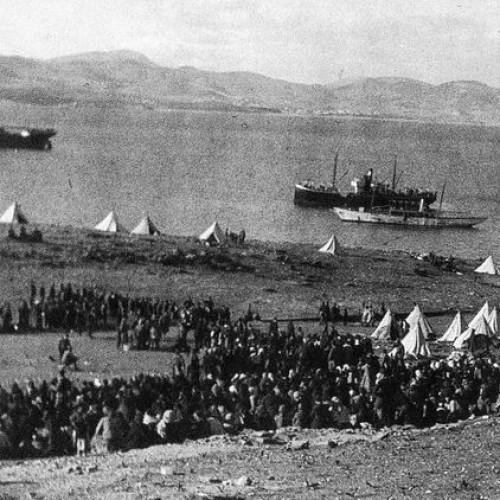 """Στα """"λοιμοκαθαρτήρια"""" και ξερονήσια της Ελλάδας οι Πόντιοι πρόσφυγες του 1922 -  Δεκάδες χιλιάδες αυτοί που """"χάθηκαν"""""""