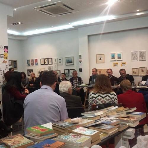 Η Δημόσια   Βιβλιοθήκη της Βέροιας ευχαριστεί   τη γκαλερί ΠΑΠΑΤΖΙΚΟΥ