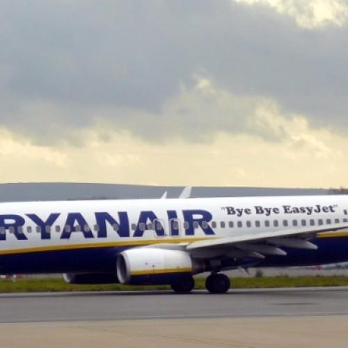 Νωρίτερα τερματίζει το πρόγραμμα πτήσεων στην Ελλάδα η Ryanair